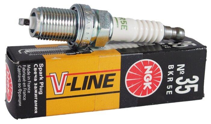 Свеча зажигания NGK 1667 BKR5E