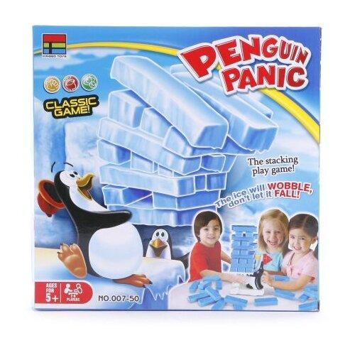 Купить Настольная игра Shantou Gepai Башня Ловкий пингвин, Настольные игры