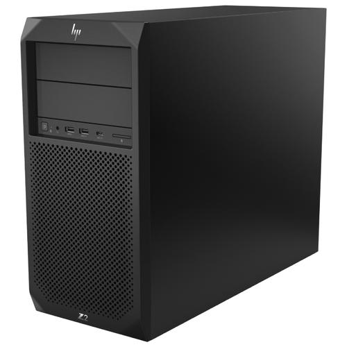 Настольный компьютер HP Z2 G4 MT (6TX76EA) Intel Core i7-9700K/16 ГБ/512 ГБ SSD/NVIDIA Quadro P2200/Windows 10 Pro черный компьютер