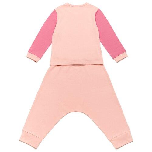 Купить Пижама ЁМАЁ размер 98, розовый, Домашняя одежда