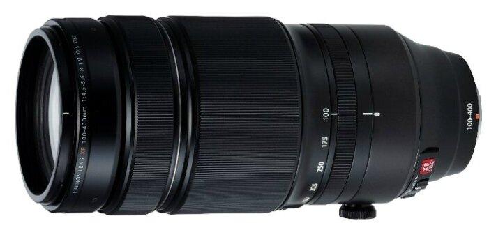 Объектив Fujifilm XF 100-400mm f/4.5-5.6 + XF2X TC WR + MLP-75XF