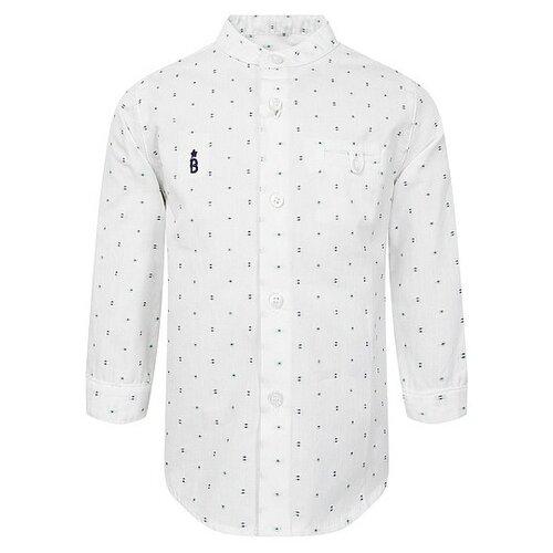 Рубашка Mayoral размер 92, белый, Футболки и рубашки  - купить со скидкой