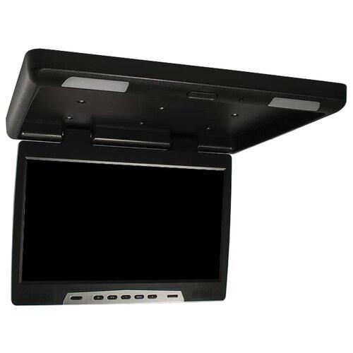 Автомобильный монитор AVEL AVS2020MPP черный автомобильный монитор avel avs4715bm черный