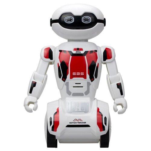 Интерактивная игрушка робот Silverlit Macrobot красный интерактивная игрушка робот silverlit ycoo n friends собака руффи синий