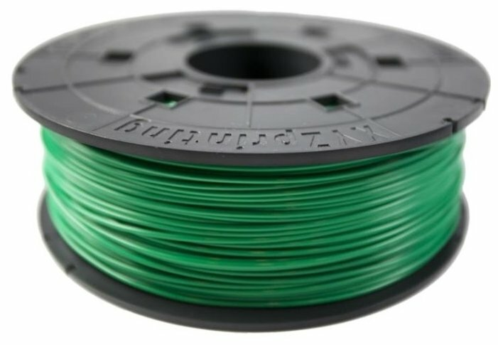 PLA пруток XYZPrinting 1.75 мм зелёный