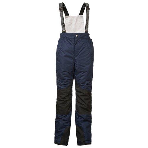 Купить Полукомбинезон Oldos Кай AAW191T1PT09 размер 140, темно-синий, Полукомбинезоны и брюки