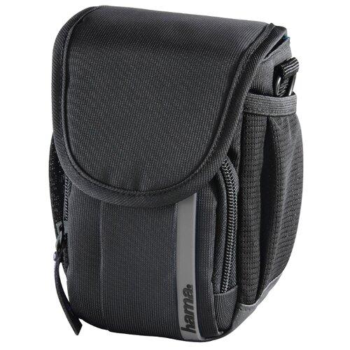 Фото - Сумка для фотокамеры HAMA Odessa 90 черный/серый сумка для фотокамеры continent ff 03 черный
