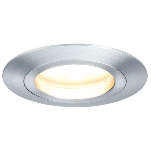 Встраиваемый светильник Paulmann Premium line 93968 3 шт. встраиваемый светильник paulmann premium line 17943