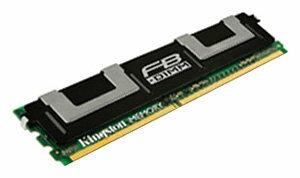 Оперативная память 8 ГБ 1 шт. Kingston KVR667D2D4F5/8GI