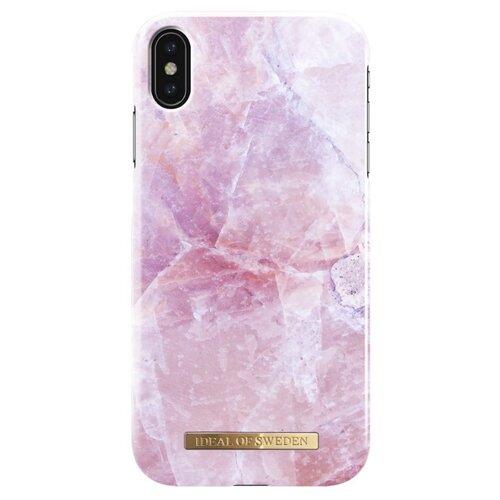 Купить Чехол iDeal of Sweden для iPhone Xs Max pilion pink marble