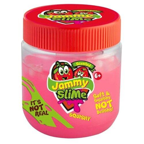 Жвачка для рук Junfa toys Jammy Slime розовый