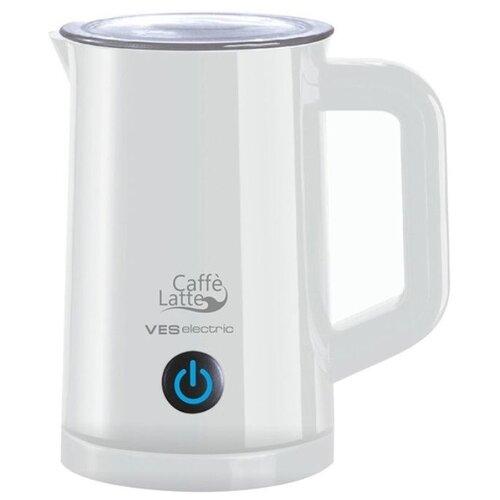 Вспениватель для молока VES electric H-200 белый вспениватель молока ves h 200 w