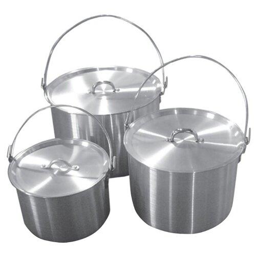 Набор туристической посуды Tramp TRC-086, 6 шт. серебристый
