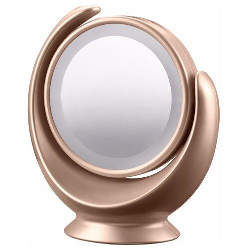 Зеркало косметическое настольное MARTA MT-2360 с подсветкой розовый опал зеркало косметическое настольное marta mt 2653 с подсветкой молочный жемчуг