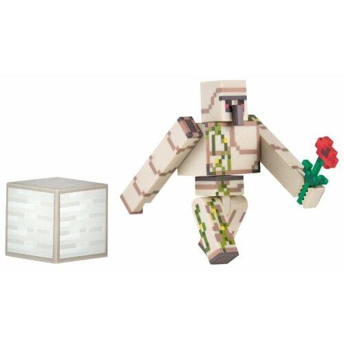 Купить Игровой набор Jazwares Minecraft Железный голем 16511, Игровые наборы и фигурки