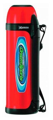 Купить Классический термос Zojirushi SJ-SD12 (1,2 л) красный по низкой цене с доставкой из Яндекс.Маркета (бывший Беру)
