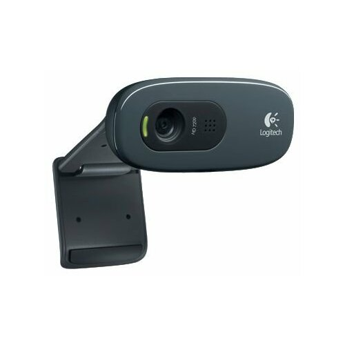 цена на Веб-камера Logitech HD Webcam C270 черный