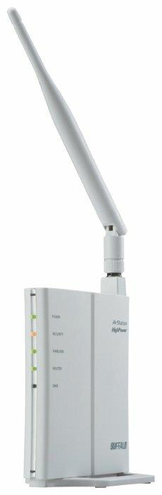 Wi-Fi роутер Buffalo WCR-HP-GN