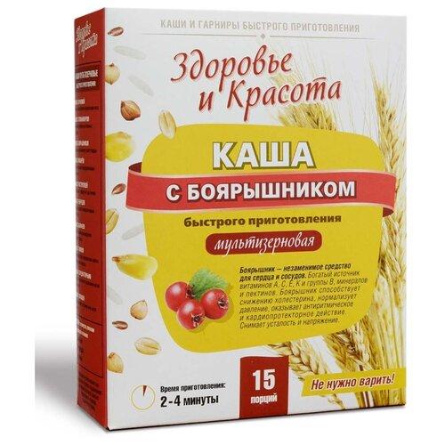 Health & Beauty Каша мультизерновая Здоровье и красота с боярышником, 300 г