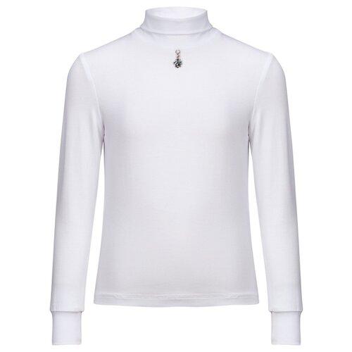 Купить Водолазка Stylish Amadeo размер 134, белый, Свитеры и кардиганы