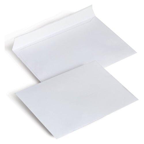 Купить Конверты С6 (114х162 мм), отрывная лента, 80 г/м2, КОМПЛЕКТ 1000 шт., Ряжская печатная фабрика