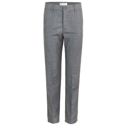 Купить Брюки Button Blue 219BBBS6303 размер 122, серый