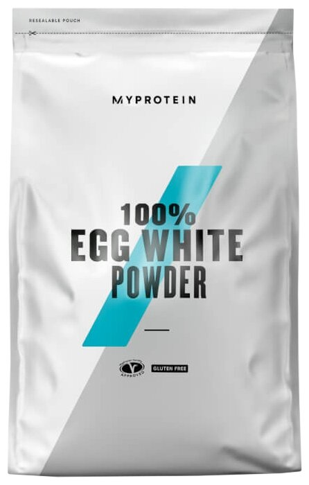 Протеин Myprotein 100% Egg White Powder (2500 г) — купить по выгодной цене на Яндекс.Маркете