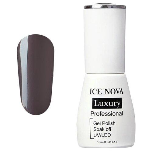 Купить Гель-лак для ногтей ICE NOVA Luxury Professional, 10 мл, 047 fog