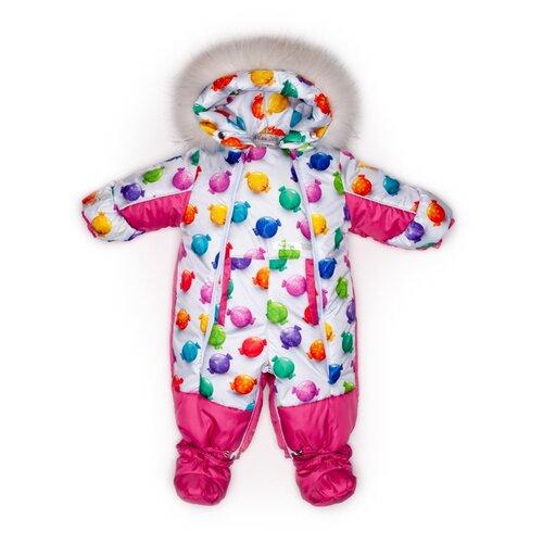 Фото - Комбинезон-трансформер MaLeK BaBy 145шм/2 размер 74, Конфеты + малина комбинезон malek baby malek baby