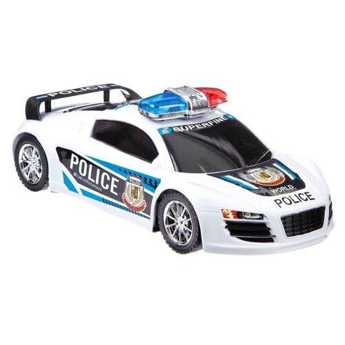 Купить Легковой автомобиль Gratwest В82981 белый, Машинки и техника