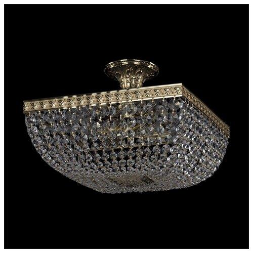 Люстра Bohemia Ivele Crystal 19112/35IV G, E14, 160 Вт бра bohemia ivele 1402b 2 160 g m701