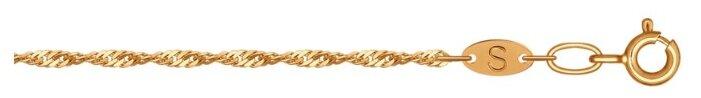 Купить SOKOLOV Цепь из золота 581060252, 40 см, 1.65 г по низкой цене с доставкой из Яндекс.Маркета (бывший Беру)