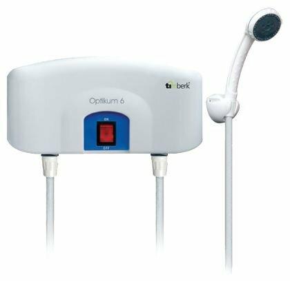 Проточный электрический водонагреватель Timberk WHE-3 OS