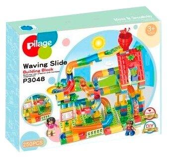 Динамический конструктор Pilage Waving Slide P3048 Веселая башня фото 1