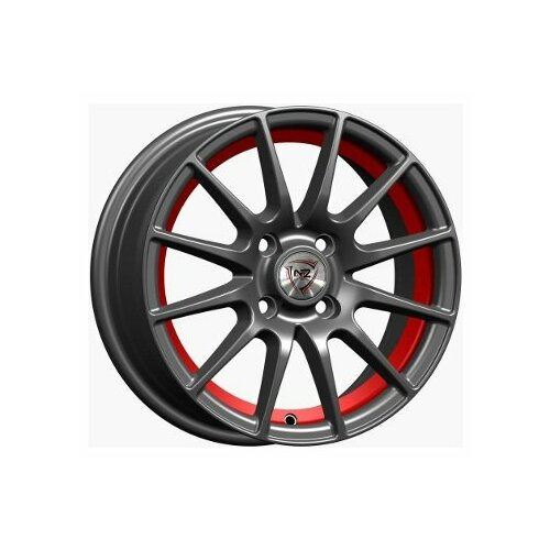 Фото - Колесный диск NZ Wheels F-41 6x15/4x100 D60.1 ET40 GMRSI колесный диск nz wheels f 42 6x15 4x100 d60 1 et40 bkbsi