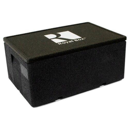 Royal Box Изотермический контейнер Unique черный 42 л
