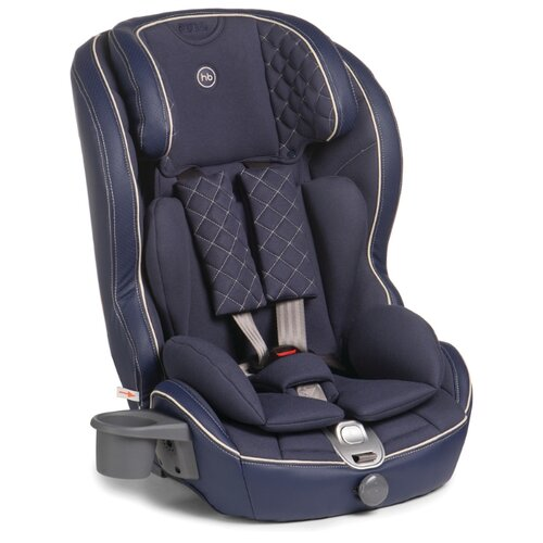 Автокресло группа 1/2/3 (9-36 кг) Happy Baby Mustang Isofix, blue автокресло happy baby mustang 2015 gray