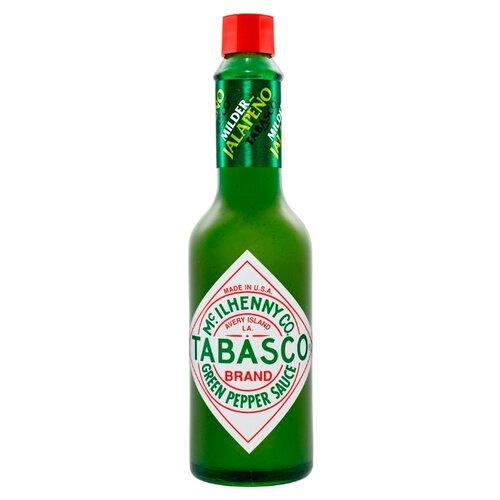 Соус Tabasco Green jalapeño pepper, 60 мл соус b sauce tabasco 148 мл