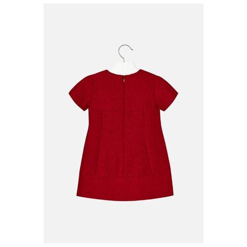 Платье Mayoral размер 104, красный платье miata 3136 104 44 красный 44 размер