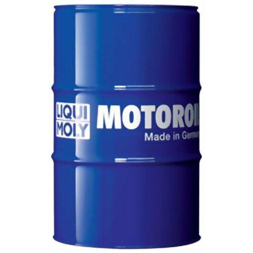 Фото - Полусинтетическое моторное масло LIQUI MOLY Top Tec 4200 5W-30 60 л полусинтетическое моторное масло liqui moly top tec 4200 diesel 5w 30 1 л