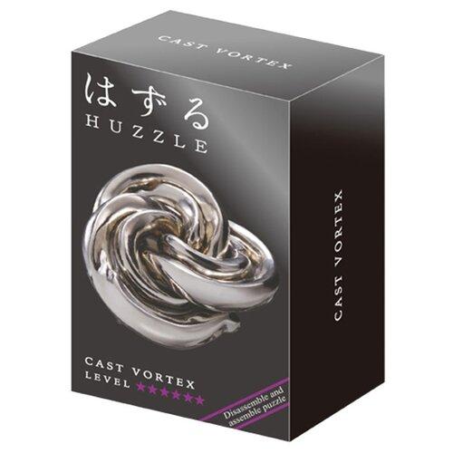 Головоломка Cast Puzzle Vortex, уровень сложности 5 (HZ 6-06) серый