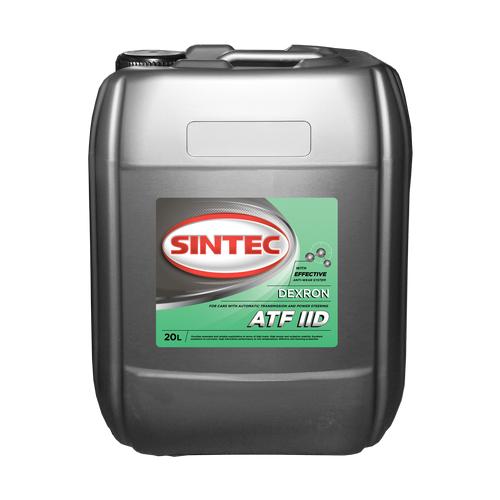 Трансмиссионное масло SINTEC Sintec ATF II Dexron 20 л