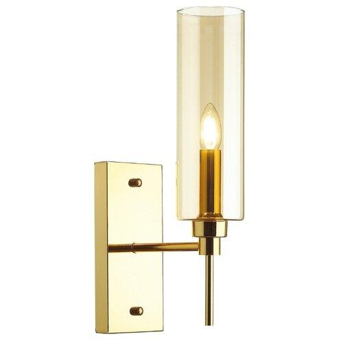 Настенный светильник Odeon light Diatra 4689/1W, 40 Вт настенный светильник odeon light bocciolo 3946 1w 40 вт