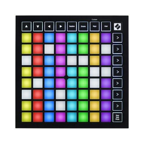 Контроллер midi-контроллер Novation Launchpad Mini MK3