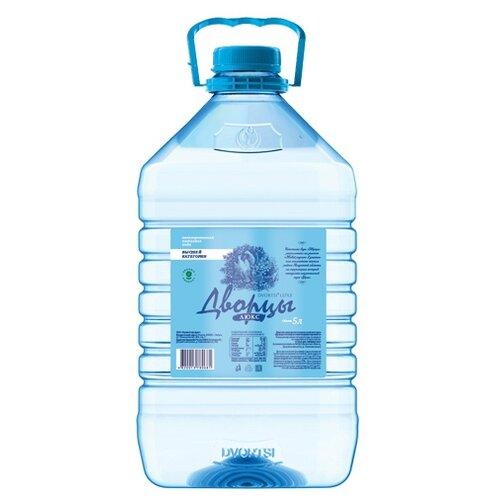 Вода питьевая Дворцы Люкс негазированная, пластик, 5 л дворцы сады усадьбы