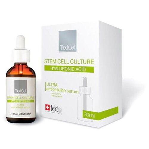 TETe Cosmeceutical сыворотка MediCell Ultra anticellulite serum 30 мл набор ковриков для ванной quelle tete a tete 1018354