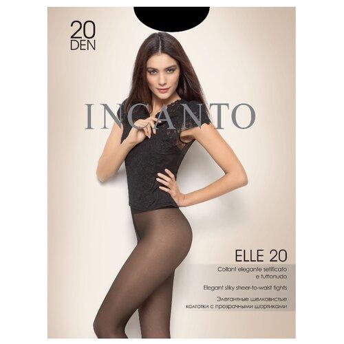 Колготки Incanto Elle 20 den nero 5 (Incanto)Колготки и чулки<br>