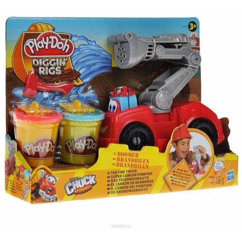Масса для лепки Play-Doh Бумер Пожарная машина (A5418) rainer doh goldkap