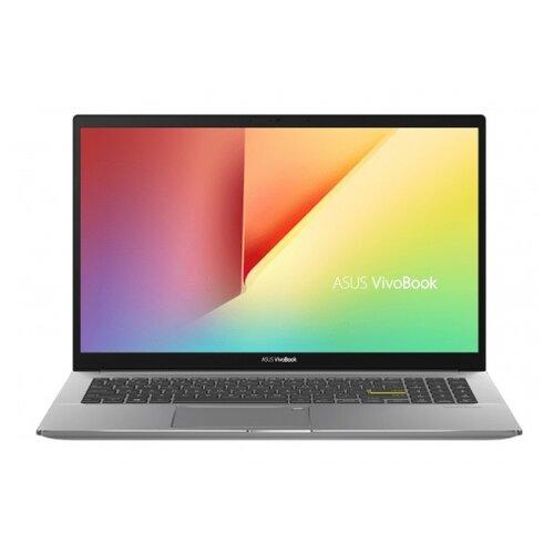 "Ноутбук ASUS VivoBook S15 S533FL-BQ051T (Intel Core i7 10510U 1800MHz/15.6""/1920x1080/8GB/512GB SSD/32GB Optane/DVD нет/NVIDIA GeForce MX250 2GB/Wi-Fi/Bluetooth/Windows 10 Home) 90NB0LX3-M00950 черный"