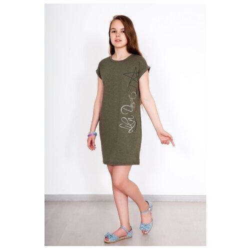 Фото - Платье Lika Dress размер 36, хаки/принт платье lika dress размер 28 бежевый